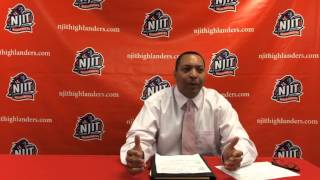 NJIT WVB Post Game Interview vs. Delaware State