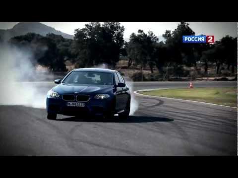 Тест-драйв BMW M5