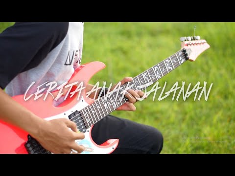 CERITA ANAK JALANAN - NELLA KHARISMA || COVER GITAR MELODI