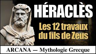 Les 12 Travaux d'Héraclès - Mythologie Grecque