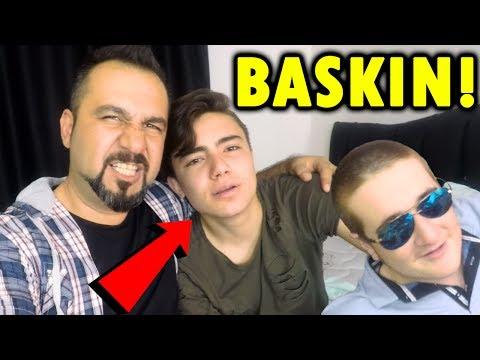FURKAN YAMANIN EVİNE BASKIN YAPTIM! | ANKARA VLOG