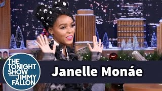 Singing Got Janelle Monáe Fired from Office Depot