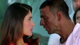 Kambakkht Ishq - Akshay Kumar's funny act - Kambakkht Ishq