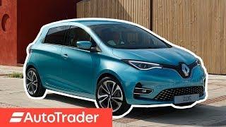 FIRST LOOK: 2019 Renault Zoe