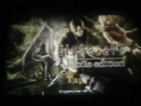 Descargar Resident Evil 4 Android (Gama Media)