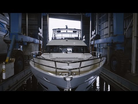 Inside Princess: The Craftsmanship of Princess Yachts
