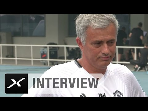 Handschlag mit Pep Guardiola? Jose Mourinho genervt | International Champions Cup