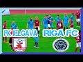 Jelgava RAF Riga FC goals and highlights