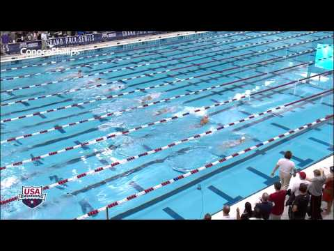 Women&#039;s 100m Breaststroke A Final   2012 Columbus Grand Prix