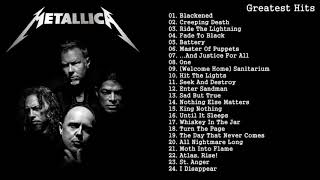 Metallica Greatest Hits
