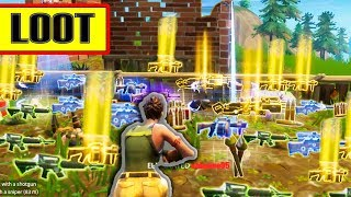 ALL Loot/Weapons Have Dropped Here! Fortnite WTF Moments & Fails #81 (Battle Royale Highlights)