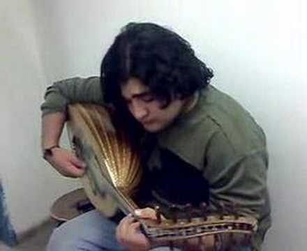 Oud Improvisation - George Kandalaft