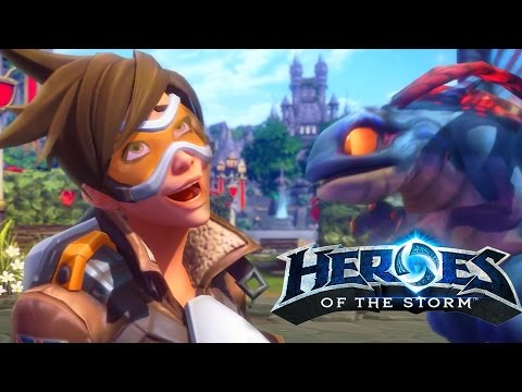 Heroes of the Storm - Tracer Trailer