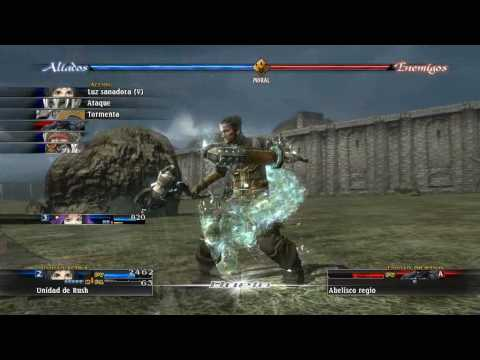 the last remnant PC- Dragon Abelisco parte II