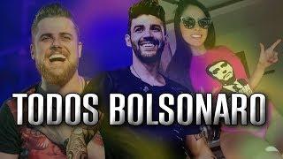 Lista Atualizada de CANTORES Que Apoiam Jair Bolsonaro em 2018