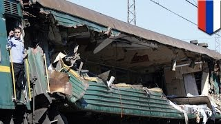 Russian train accident: Passenger train sliced open like sardine can killing 9 near Moscow