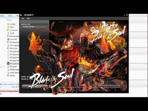 Descargar Instalar Blade And Soul PC