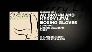 Ad Brown and Kerry Leva - Boxing Gloves