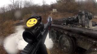 Mag Fed Paintball High Velocity - Woods - 01/14