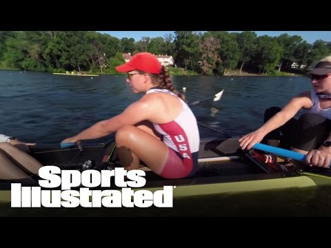 Ride along with Team USA's women's 8 rowing team | 360° Video | Sports Illustrated