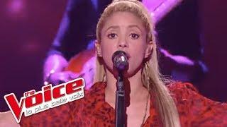 Shakira - Me Enamore   The Voice France 2017   Finale