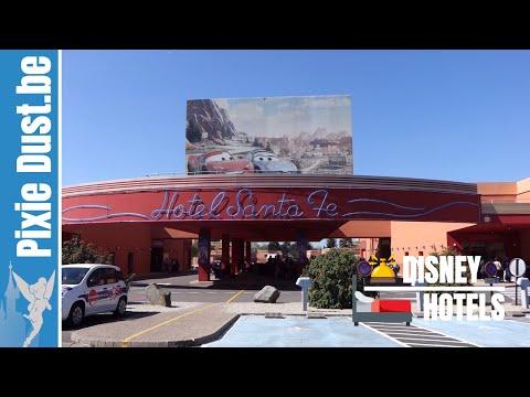 Tour of Disney's Hotel Santa Fé Disneyland Paris HD 1080p
