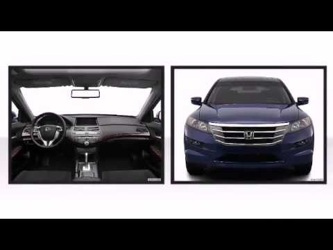 2012 Honda Crosstour Video