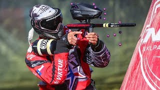 NXL Pro Paintball: Xfactor vs Houston Heat - entire match! Aftershock vs Uprising!