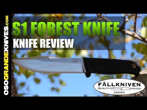 Fallkniven S1 Forest Knife Review   OsoGrandeKnives