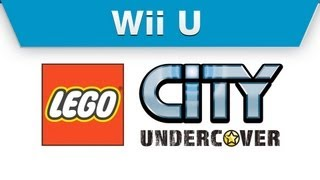 Wii U - LEGO City Undercover E3 Trailer