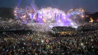 Pics from Tomorrowland 2014