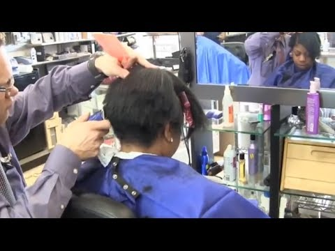Super short womens clipper haircut ✂ Short Hairstyles For Women