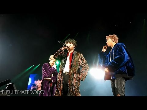 [FANCAM] 170324 Cypher Pt. 4 @ BTS The Wings Tour in Newark Day 2