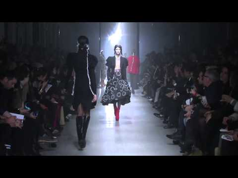Vivienne Westwood Gold Label – Autumn/Winter 13/14 – Paris Fashion Week