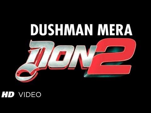 Dushman Mera Don 2 ShahRukh Khan