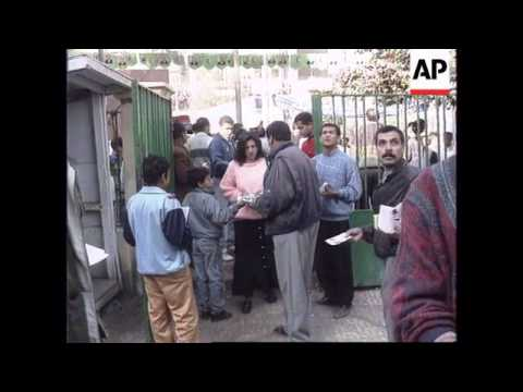 Egypt-Crackdown On Radicals Casts Pall On Election