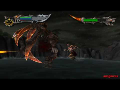 God of war 1 Dios NO UPGRADE Batalla epica - Ares vs Kratos (17/18)