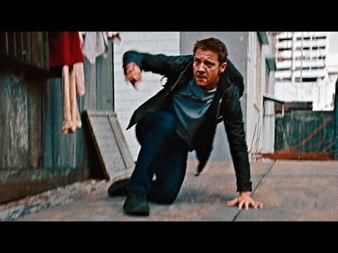 DAS BOURNE VERMCHTNIS Trailer German Deutsch | FullHD 2012