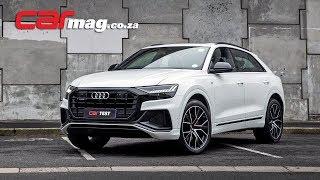 ROAD TEST: Audi Q8 55 TFSI quattro Tiptronic