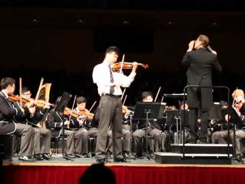 Mendelssohn Violin Concerto E minor 1st mvt.  - Steve Park