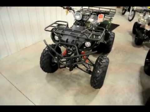 2013   New 250cc Utility ATV   250cc ATV