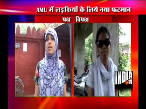 Aligarh Muslim University withdraws dress code diktat for hostel girls
