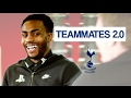 Which Spurs player loves Justin Bieber?! Danny Rose Teammates 2.0