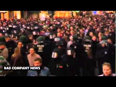 1.Mai.2011 Krawalle Randale in Hamburg und Berlin (Bad Company News)