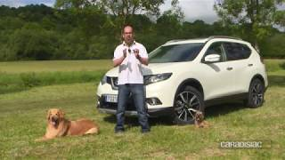 Download Essai - Nissan X-Trail 4dogs : un SUV qui a du chien 3Gp Mp4