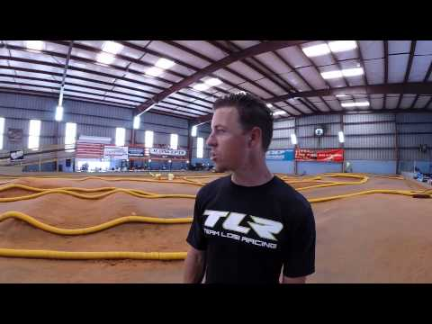 Team Losi Racing R.O.A.R Off-Road Electric Nationals Day 2 Track Update