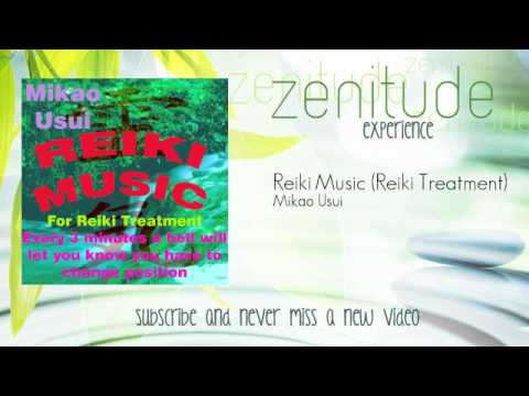 Mikao Usui - Reiki Music - Reiki Treatment - Zenitudeexperience video