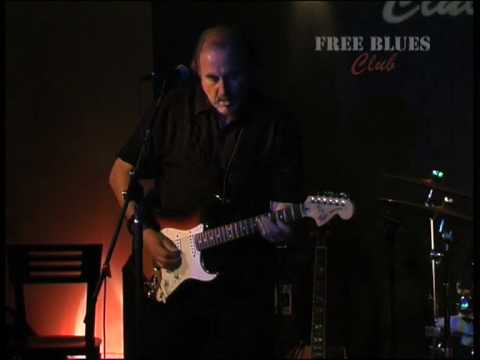 Free Blues Club - MILLER ANDERSON BAND - Falling Back Into..