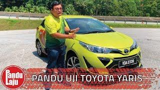 Pandu Uji Toyota Yaris 2019 - Serius Lagi Sedap Dari Toyota Vios !!!