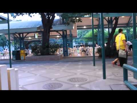 Inside FEU MANILA Campus 2013 HD